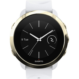 Suunto 3 Fitness Watch, gold